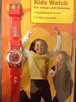 Kinderarmbanduhr Armbanduhr für Kinder Kids Watch Für Jungs und Mädchen -NEU-