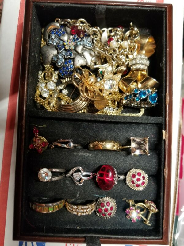 Jewelry Box Of Jewels