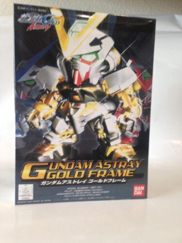 Bandai SD Gundam Astray Gold Frame #299  Gold Coating