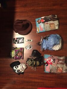 Halloween costumes for sale - youth and adult