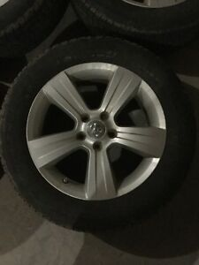 215 60 17 tires on dodge rims for sale