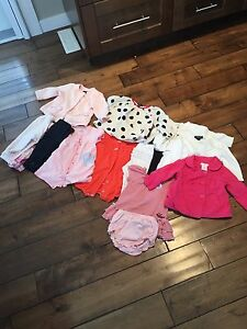 6-12 Month Lot of clothes