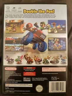 MarioKart Double Dash Game cube like new
