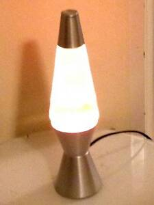 Lava Lamp, orange hues $5! Chatswood Willoughby Area Preview