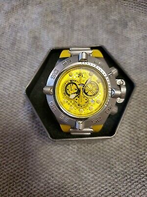 Invicta Subaqua Noma IV Wrist Watch for Men