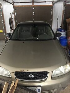 2001 Nissan Sentra for Sale