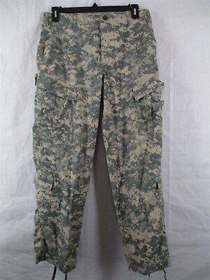 ACU Pants/Trousers Medium Regular USGI Digital Camo Cotton/Nylon Ripstop Army