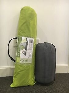 Tent 3 Persons & Sleeping Bag to Give Woolloomooloo Inner Sydney Preview