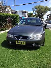 2003 Holden Berlina Sedan Cronulla Sutherland Area Preview