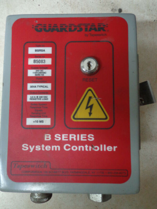 Guardstar Tapeswitch BSRSA B Series System Controller