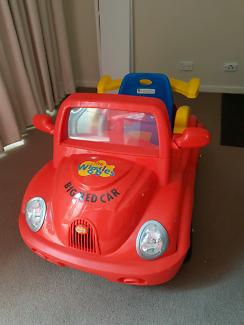 Wiggles Big Red Car 6V Ride On