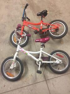Kids bikes for sale