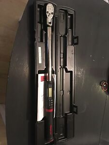 Snap-on 1/2 drive torque wrench