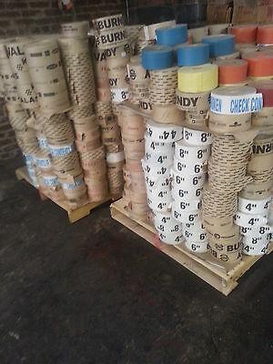 Gummed Tapereinforcedmisprints 1 Cs 10 Rolls 450 Ft 22.00 Case