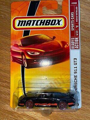 MATCHBOX. #20 PORSCHE 911 GT3