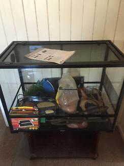 Reptile enclosure an accessories Dalby Dalby Area Preview