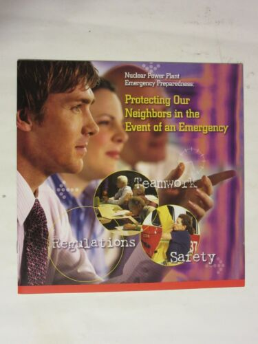 - Protecting our Neighbors in the Event of Nuclear Emergency NEI Education Flyer