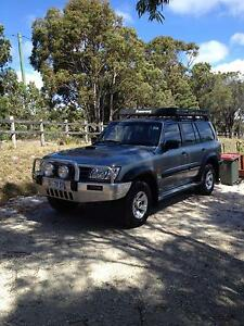 2002 Nissan Patrol Wagon Bellingham George Town Area Preview