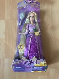Disney Tangled Rapunzel Doll First Edition 2010 New Sealed