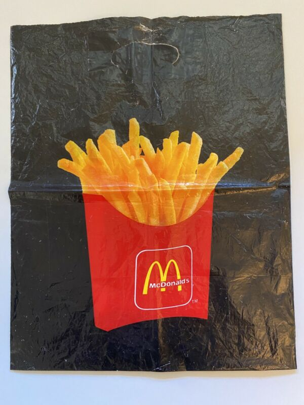 Mcdonald's Bag. One Of A Kind!