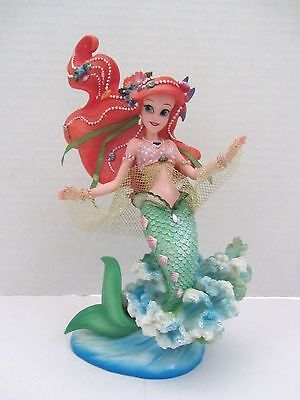 Disney Couture de Force Ariel Princess Figurine Little Mermaid New 4037524