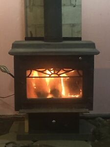 Century wood stove model FW 3000