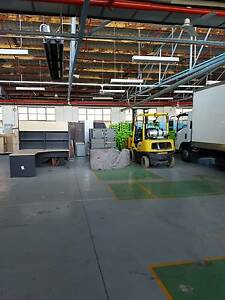 Affordable Warehouse Space Per SQM | MetroMovers Highett Bayside Area Preview
