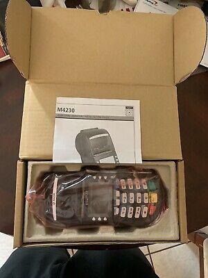 Hypercom Optimum M4230 Wireless Credit Card Terminal