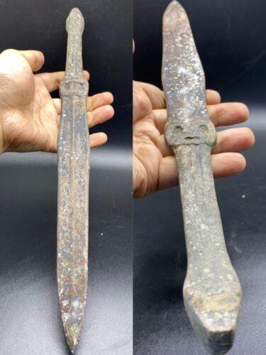 Unique old Ancient Roman Wonderful Bronze Excellent Sword