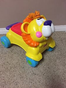 Fisher price    ride on/walker