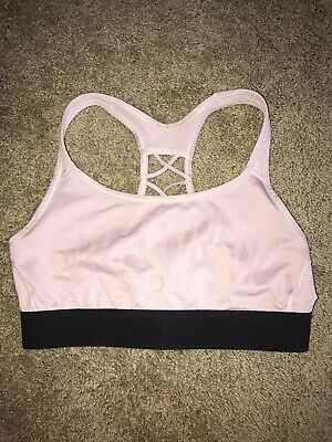victoria secret sports bra large, Dusty Pink