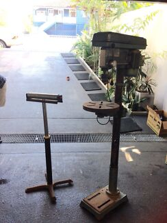 Drill Stand & Steel Stand Manly Brisbane South East Preview