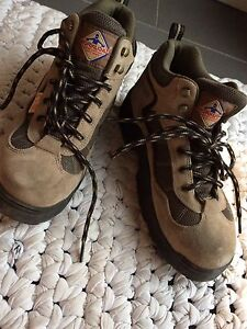 Workload Steel Toe Boots