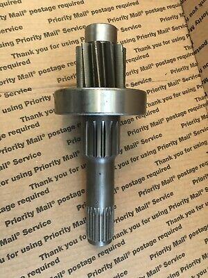 Kubota L2501 L3200 L3700 L3800 Oe Lh Gear Shaft Tc220-26722