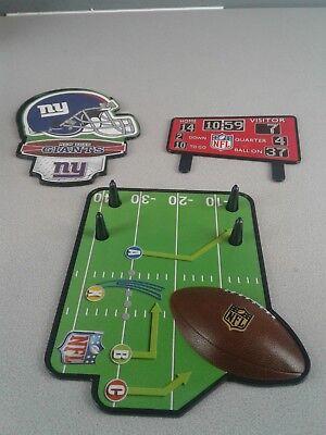 DecoPac Decoset Layon - New York Giants Cake decorating kit - NFL - Ny Giants Cake