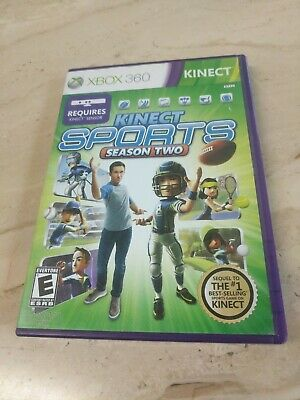 Kinect Sports Season Two Xbox 360 for sale  Shipping to Nigeria