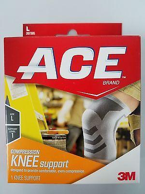 ACE Knee Brace Support Elastic Arthritis Compression Pain St
