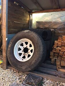 Rims and tyres Drouin Baw Baw Area Preview