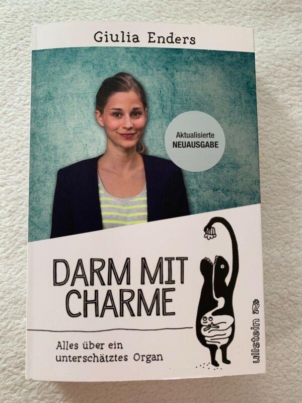 Buch, Darm mit Charme, Giulia Enders, aktualisierte Neuausgabe 2020
