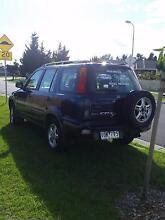 2001 Honda CRV SUV Sunshine Brimbank Area Preview