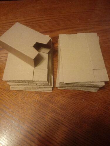 25 NEW 4 Pocket Bandolier Cardboard Box Insert Holds 3 .223 5.56 Stripper Clips