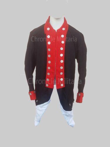 Continental regimental coat