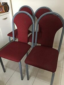 Used  chairs x4 Magill Campbelltown Area Preview