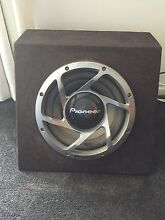 Pioneer 10inch Subwoofer Berwick Casey Area Preview