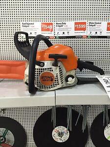 Stihl chainsaw MS210 Mount Barker Mount Barker Area Preview