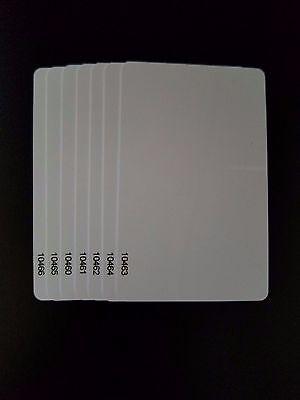 250 Keycards Proximity Prox Card- Works With Hid 1326 1386 26-bit H10301
