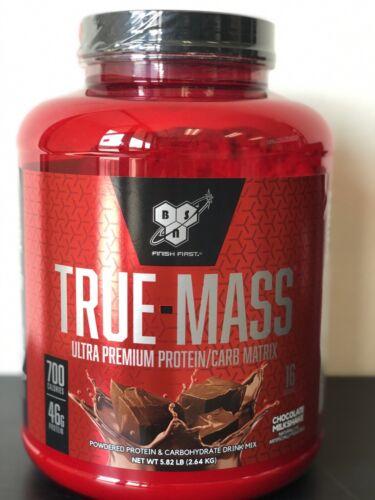 BSN BSN True-Mass, Chocolate MilkShake, 5.82 lb