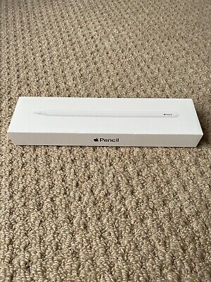 Apple Pencil 2nd Generation MU8F2ZM/A for iPad Pro - White