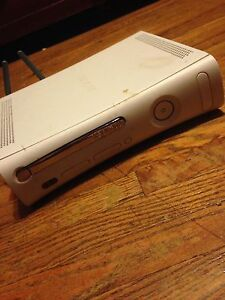 Xbox 360 with controller, mic, games and more..