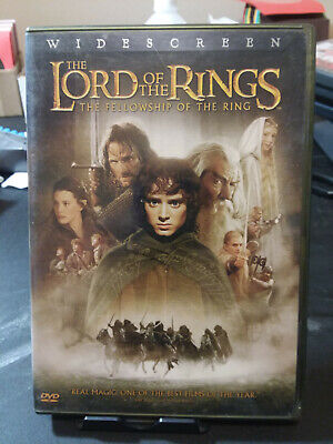 The Lord of the Rings: The Motion Picture Trilogy (DVD, 2009, 6-Disc Set)